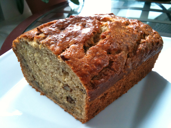 Double the banana Banana Walnut Bread