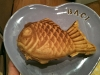 Japanese Red Bean Stuffed Taiyaki