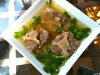 Oxtail with Watercress Soup