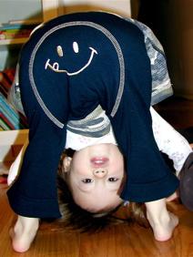 Amelia Happy Face