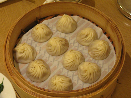 Steamed Little Juicy Buns