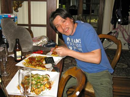 Takoyaki & Okonomiyaki